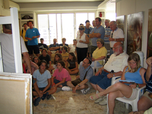 Rabbi Slosberg And His